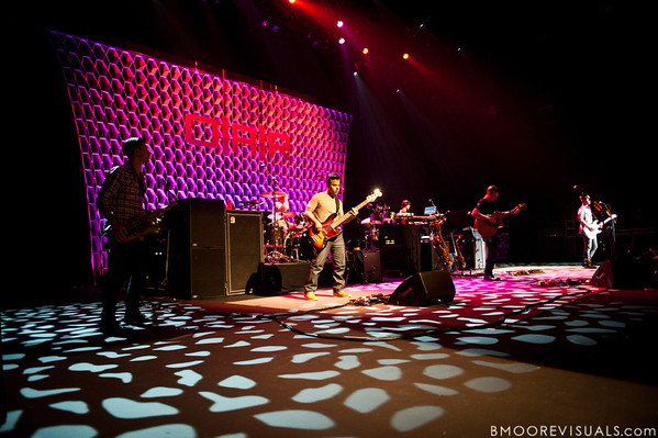 O.A.R. performs at Ruth Eckerd Hall in Clearwater, Florida on Septermber 15, 2010.