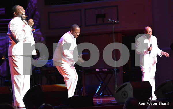 O'Jays In Concert