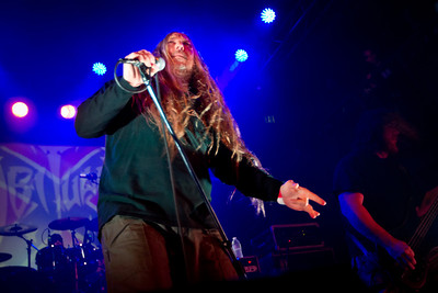 Obituary, 9/26/2012, DNA Lounge, San Francisco