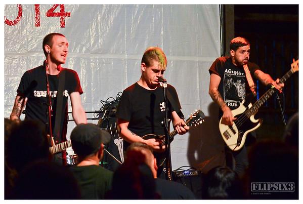 The Roughneck Riot (Bladefest 2014)