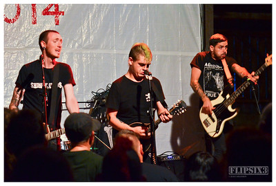 The Roughneck Riot (Bladefest 2014)