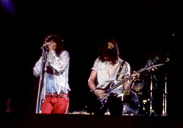 The Toxic Twins, Steven Tyler and Joe Perry of Aerosmith