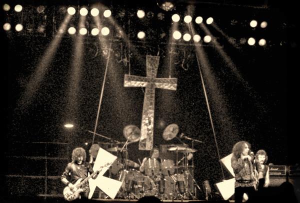 Black Sabbath with Ronnie James Dio.