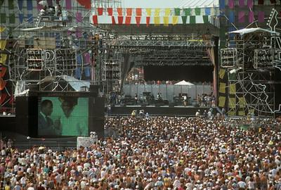 Live Aid JFK Stadiium Philadelphia