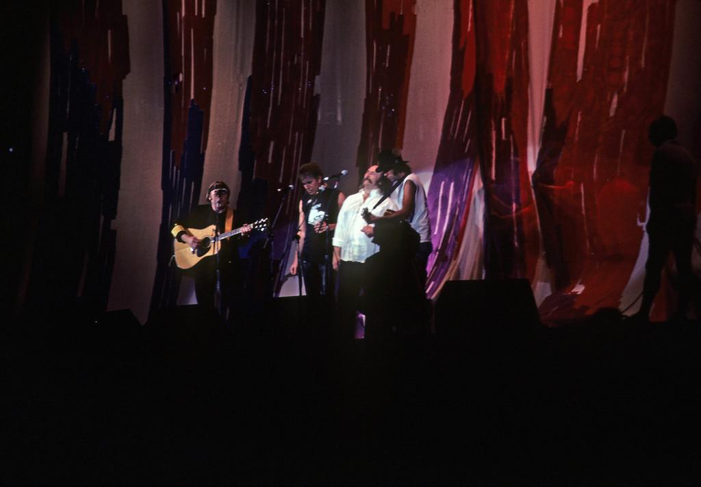 CSNY  Live Aid<br /> Philadelphia