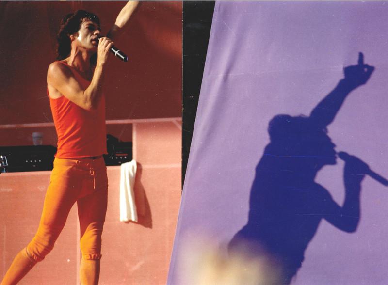 Mick Jagger<br /> JFK  Philadelphia
