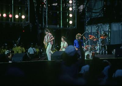 Led Zeppelin Live Aid , Philadelphia