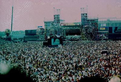 Neil Young Live Aid , Philadelphia
