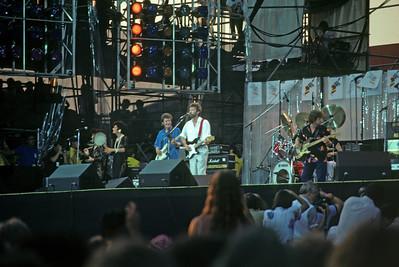 Eric Clapton  Live Aid / Philadelphia