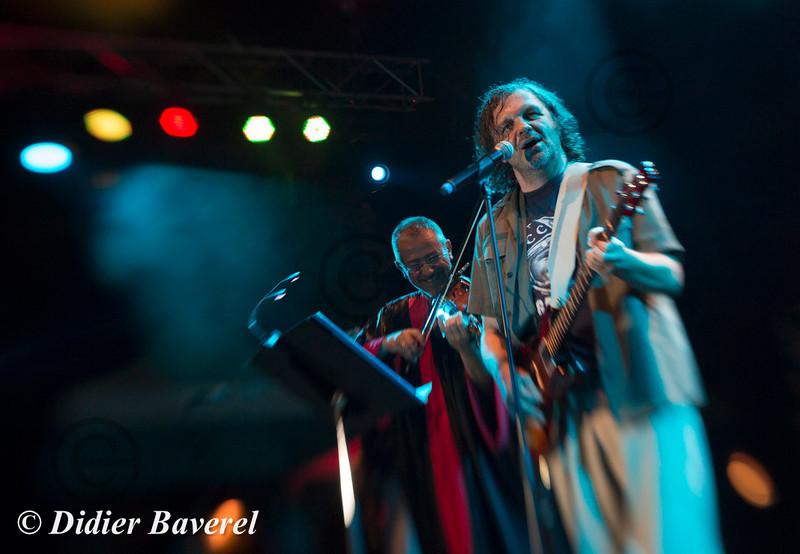 *legende* Festival de Jazz de Nice_2012: Emir Kusturica