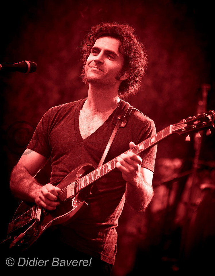 *legende* Festival de Jazz de Nice dans les Arenes de Cimiers. Dweezil Zappa