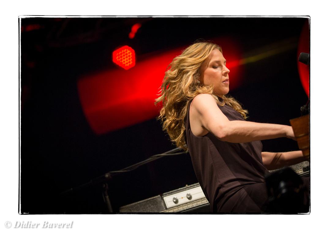 Festival Jazz_Juan: Diana Krall