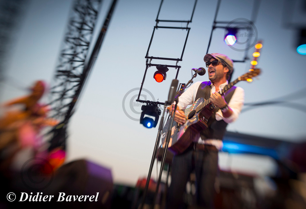 *legende* Festival de Jazz de Juan les Pins. Adam Cohen