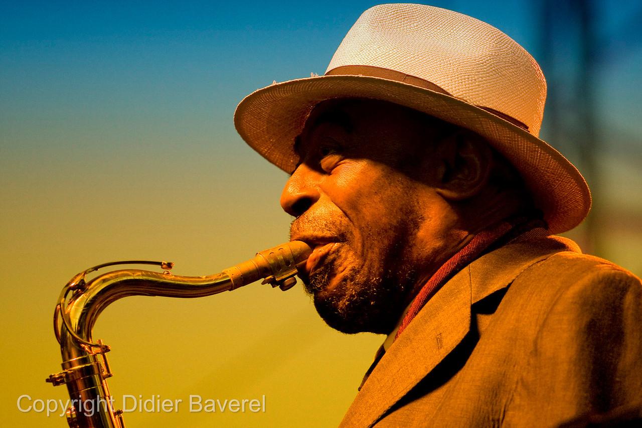 *legende*Nice Jazz FestivalArchie Shepp
