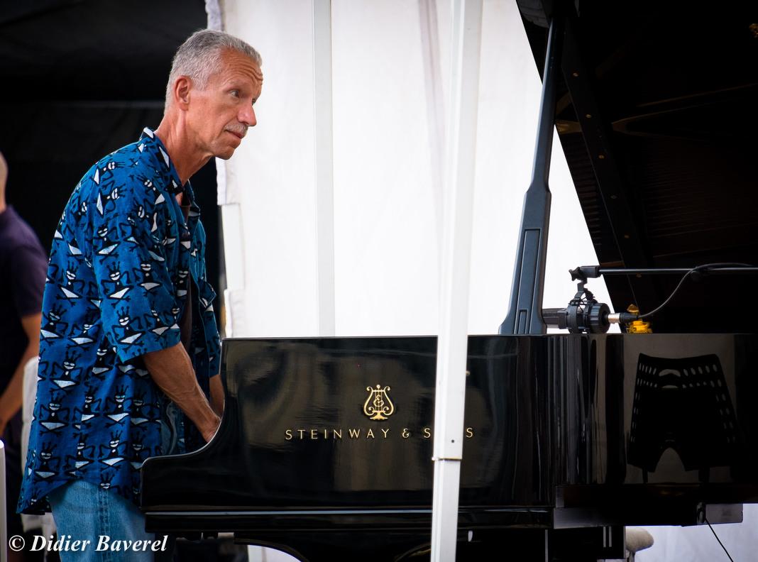 Jazz_Festival a Juan les Pins: Keith Jarrett
