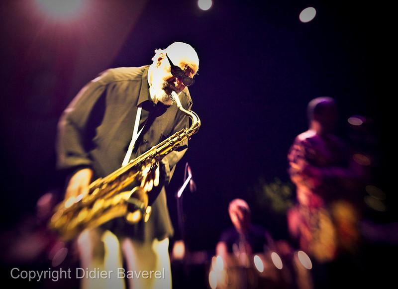 *legende* Festival de Jazz de Nice. Sonny Rollins