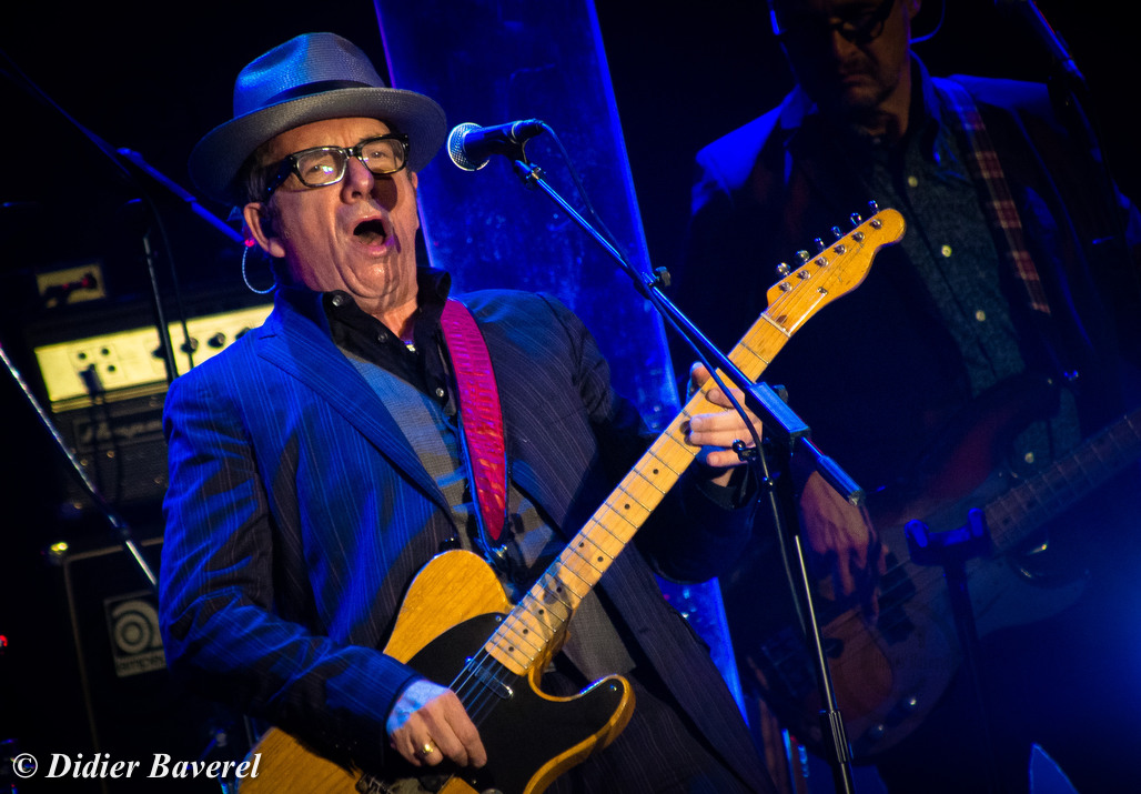 Elvis Costello au Sporting