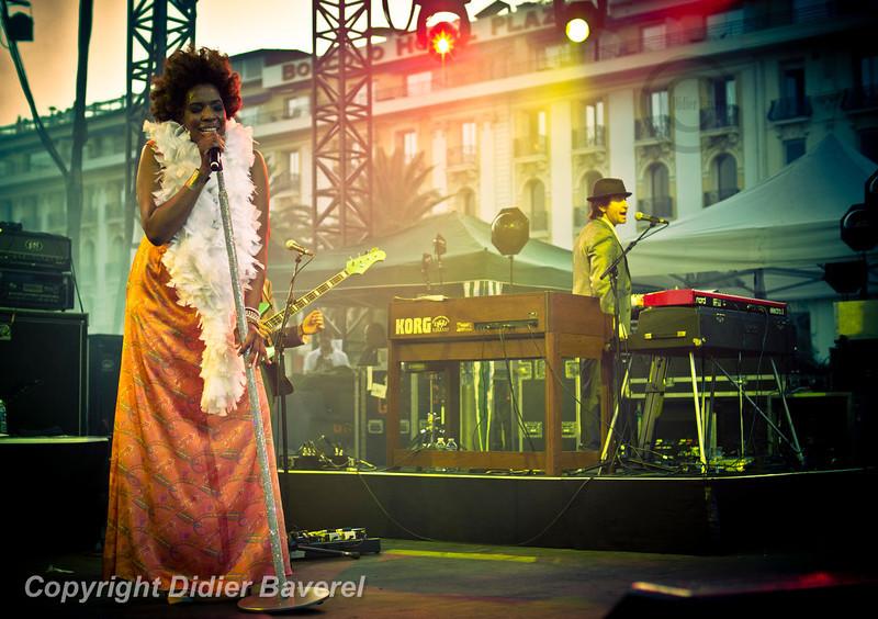 *legende* Festival de Jazz. Macy Grey.
