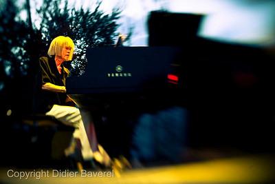 *legende*  Festival de Jazz de Nice. Carla Bley