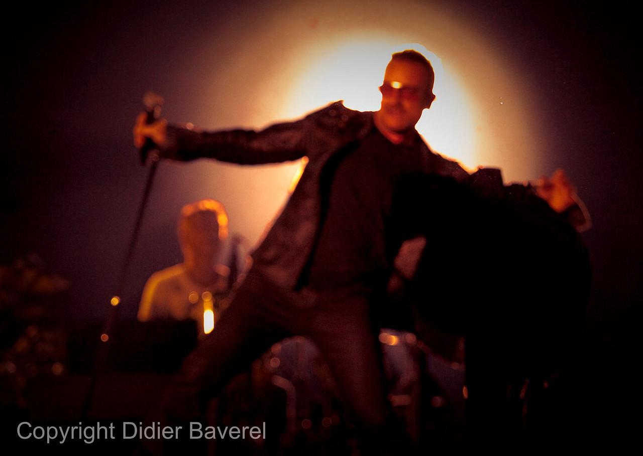 *legende*Concert de U2 a Nice