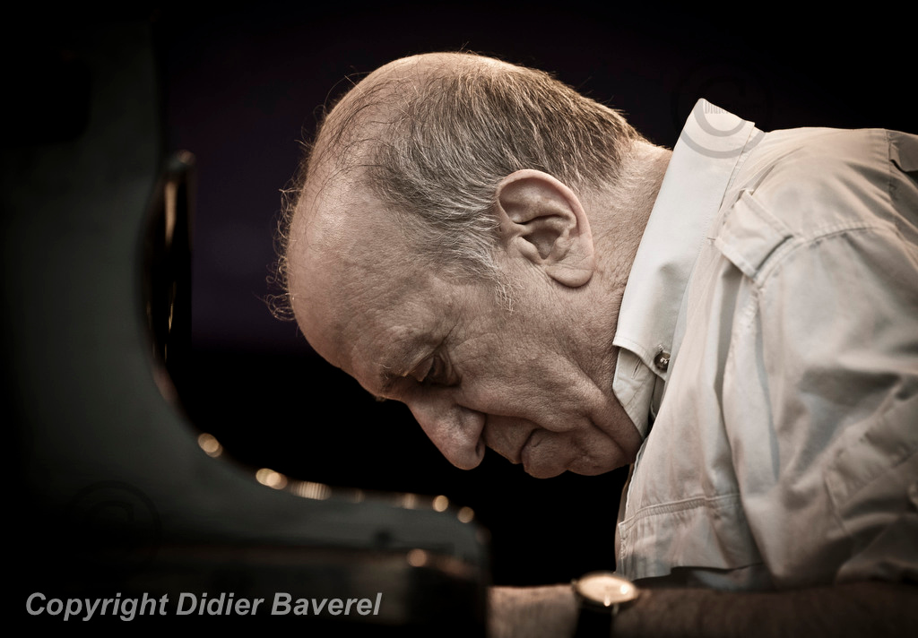 *legende* Festival de Jazz. Martial Solal.