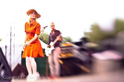 *legende*  Festival de Jazz de Nice. Lisa Ekdahl