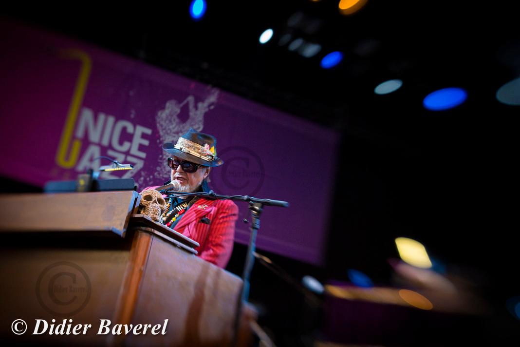 *legende* Festival de Jazz de Nice_2012: Dr John