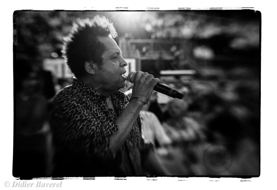 Festival Jazz_Juan: Garland Jeffreys