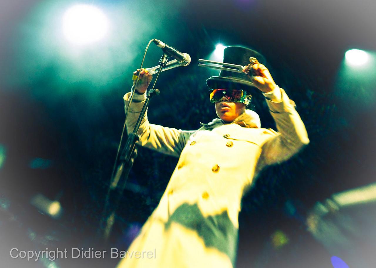 *legende* Festival de Jazz de Nice. Erykah Badu