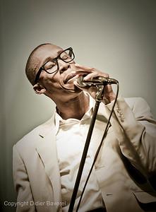 *legende*  Festival de Jazz de Nice. Raphael Saadiq