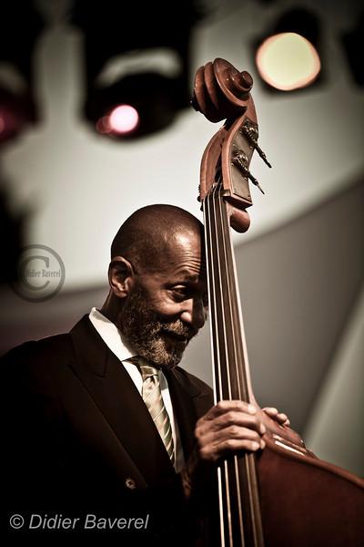 *legende* Festival de Jazz de Nice dans les Arenes de Cimiers. Ron Carter