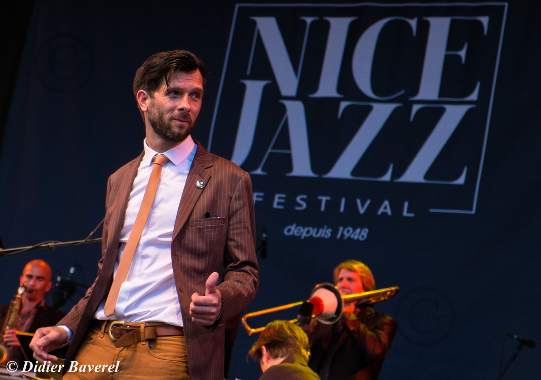 Nice Jazz Festival: Hugh Coltman