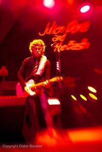 *legende*  Festival de Jazz de Nice. Julien Dore