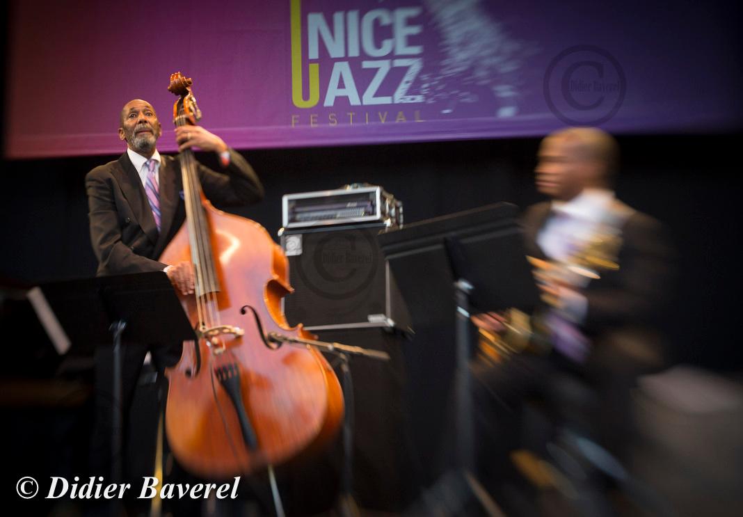 *legende* Festival de Jazz de Nice_2012: Ron Carter