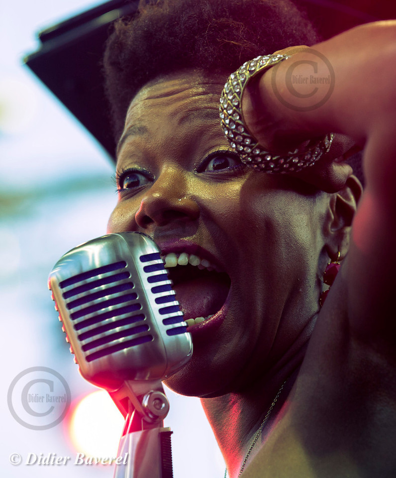 *legende* Festival de Jazz de Nice_2012: China Moses