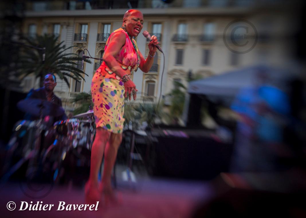 *legende* Festival de Jazz de Nice_2012: Dee Dee Bridgewater