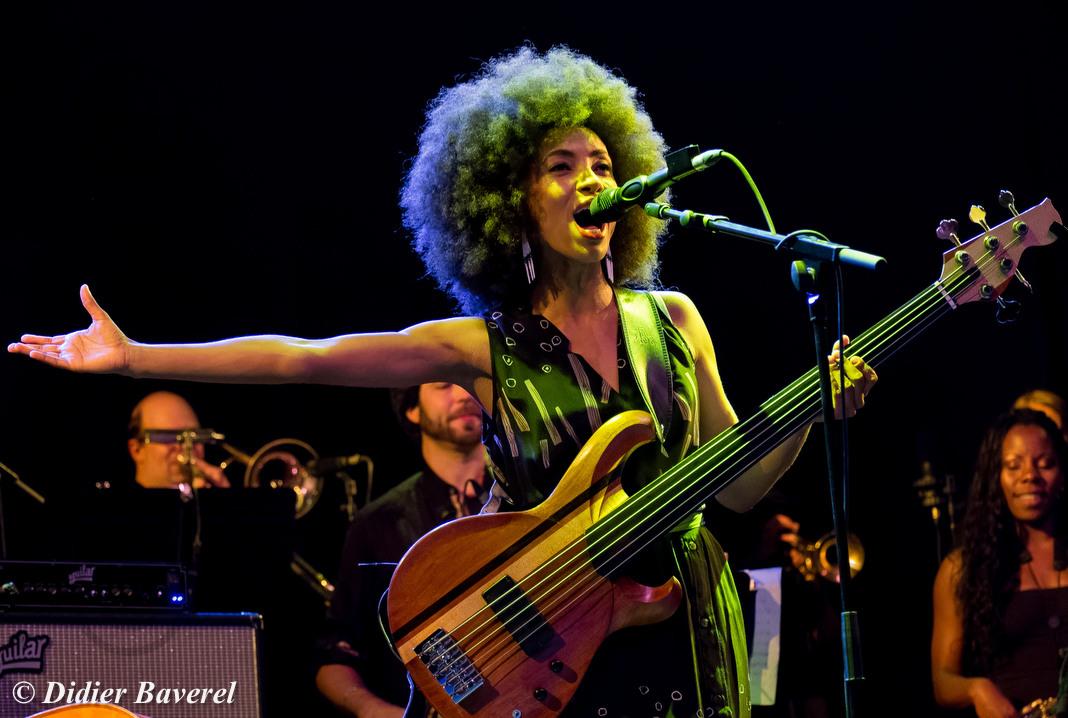 Nice_Jazz_Festival: Esperanza Spalding