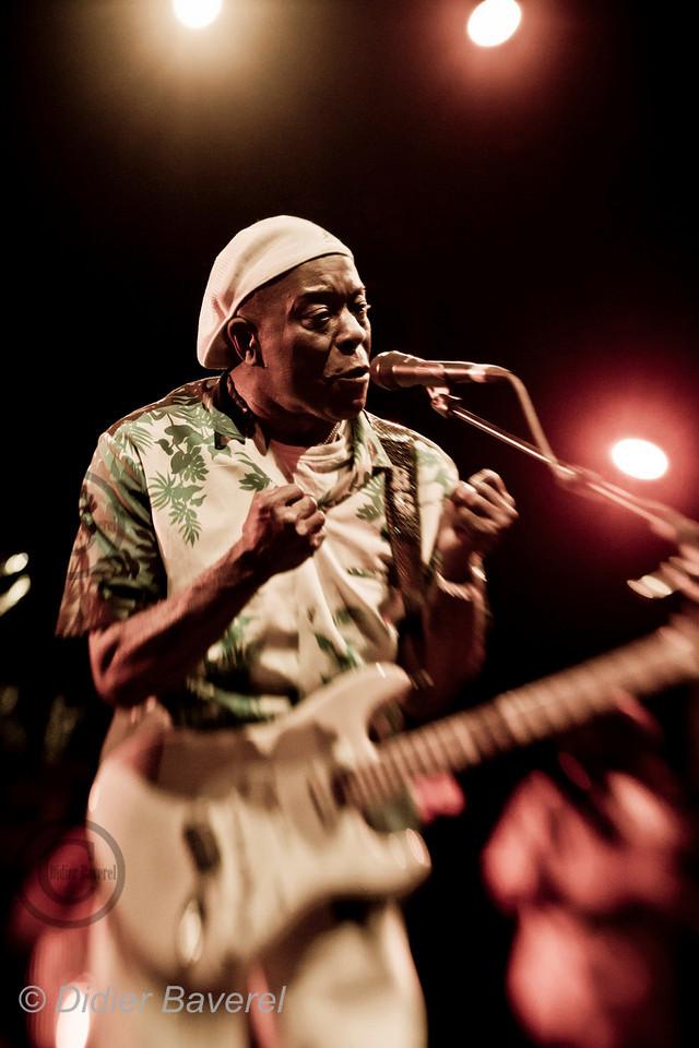 *legende* Festival de Jazz de Nice dans les Arenes de Cimiers. Buddy Guy