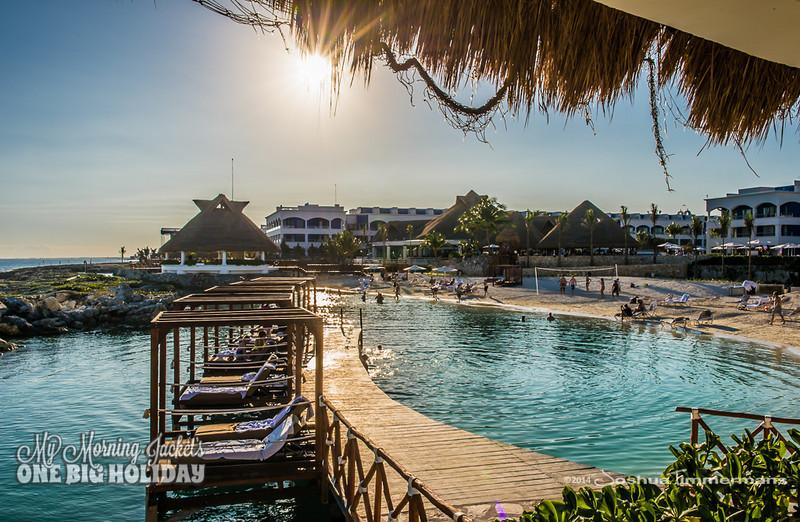 My Morning Jacket's One Big Holiday - 1/26/14 -Day 1 - Hard Rock Hotel Riviera Mayan - Playa Del Carmen, Mexico. ©Josh Timmermans 2014