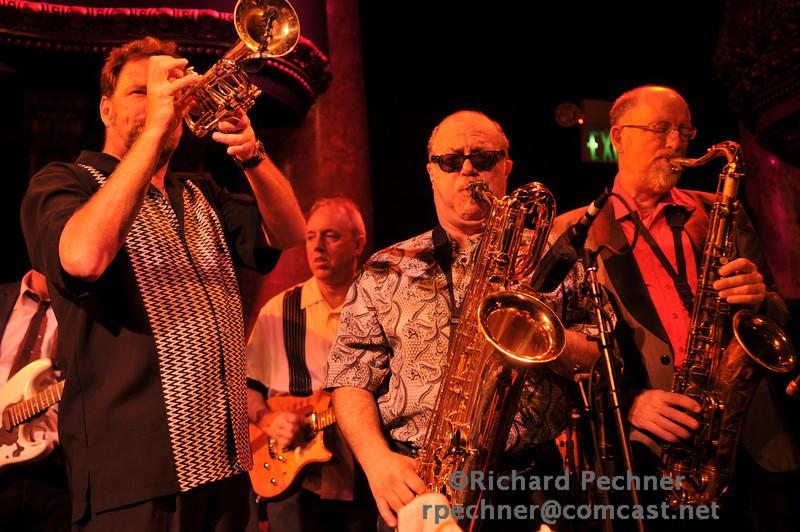 Steve Stanley, Todd Swenson on guitar, Armen Boyd Jr & Marc Baum