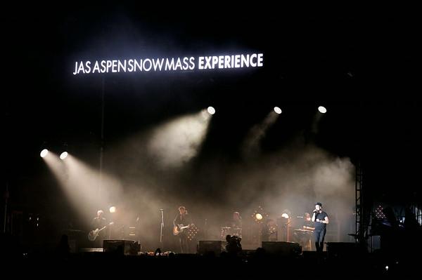 OneRepublic-Aspen Jazz Fest '14