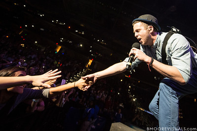 OneRepublic perform on December 9, 2012 during the 93.3 FLZ Jingle Ball at Tampa Bay Times Forum in Tampa, Florida