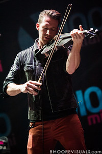 OneRepublic perform on December 8, 2012 during the Y100 Jingle Ball at BB&T Center in Sunrise, Florida