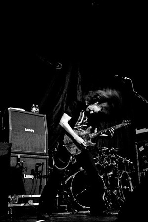Opeth - Terminal 5, NYC - May 22nd, 2008 - Pic 1
