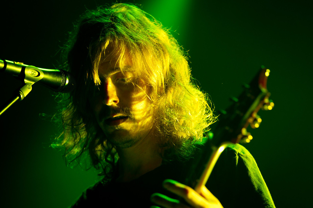 Opeth, 4/27/2012, Fox Theater, Oakland