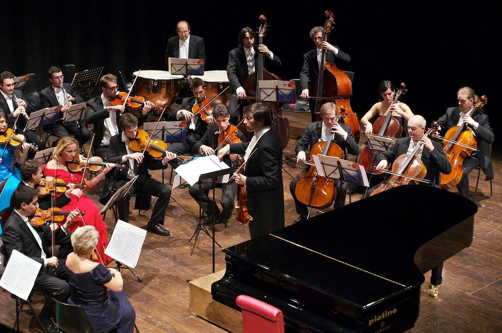Guido RImonda, Orchestra Camerata Ducale