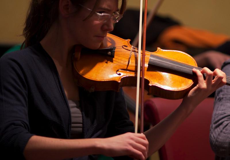 Corinna Koré Canzian (violin / violino)