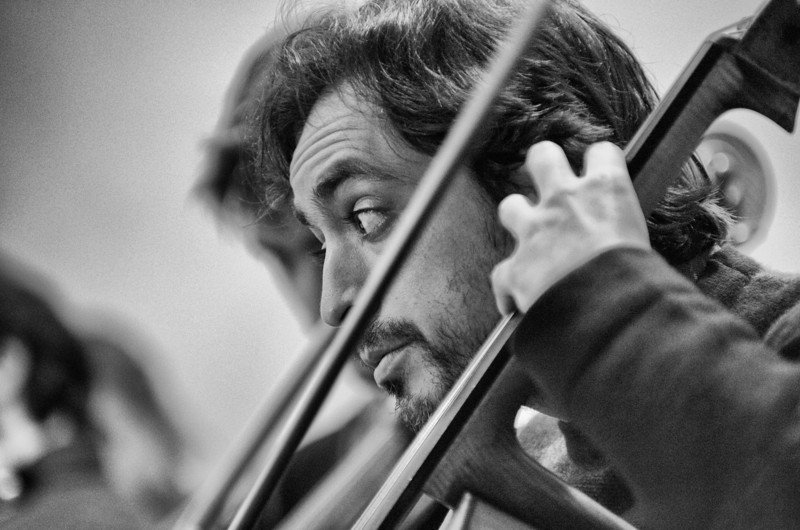 Claudio Pasceri ( cello / violoncello )