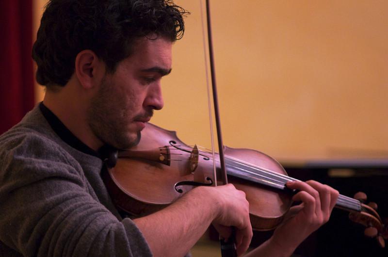 Damiano Babbini ( violin / violino )