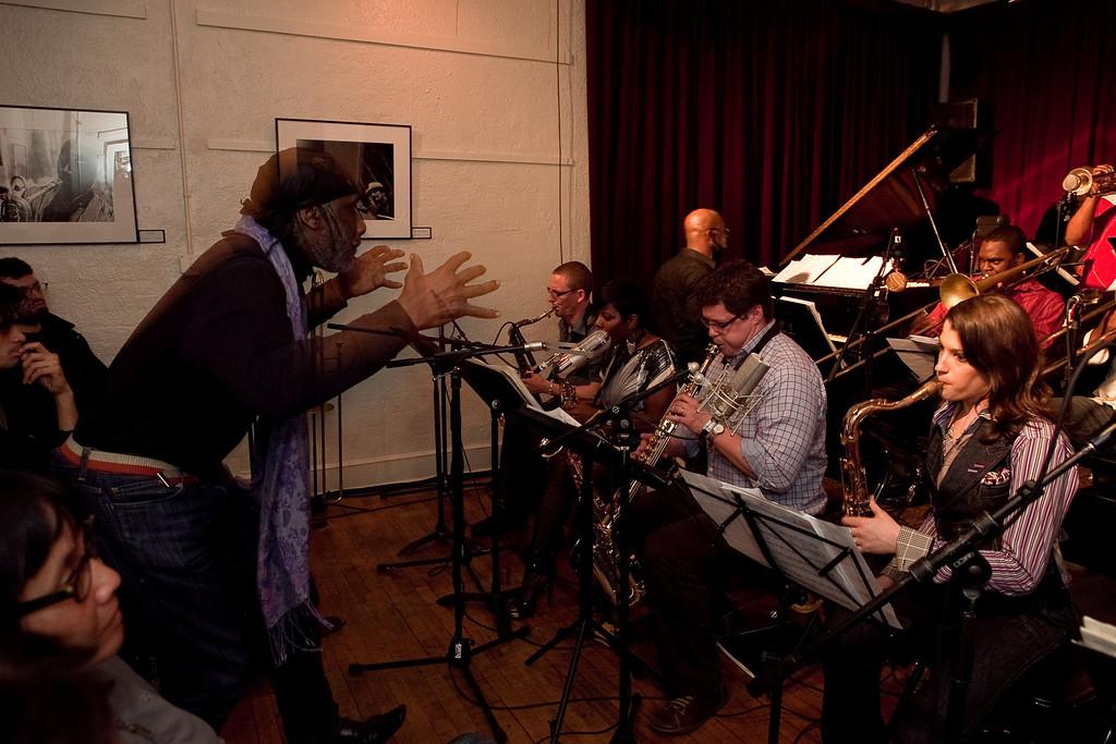 Orrin Evans & the Captain Black Big Band